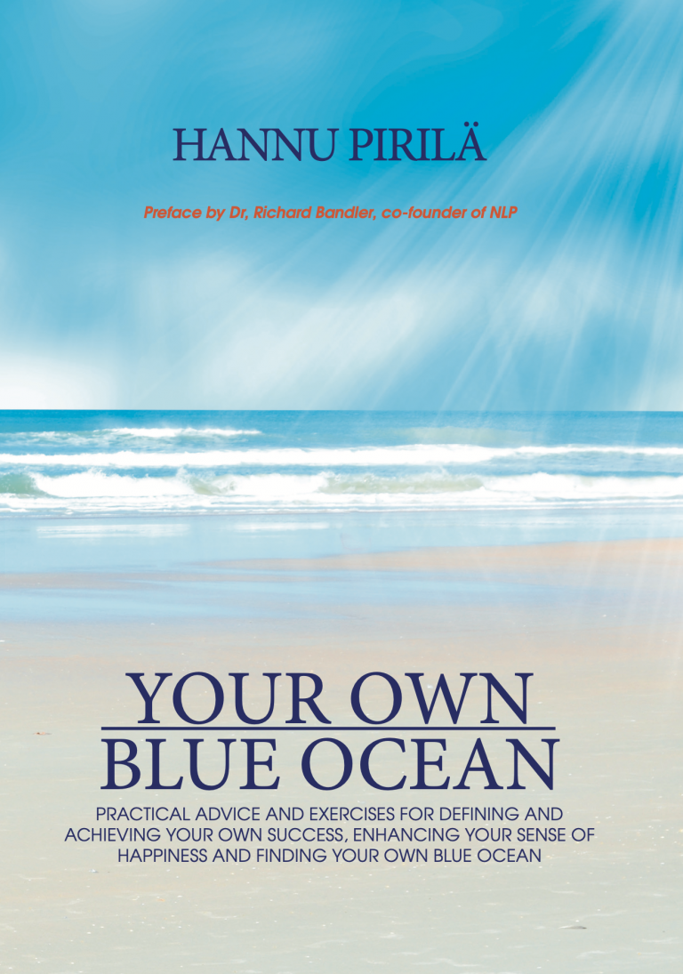 Your Own Blue Ocean Cover